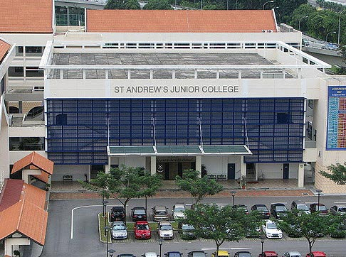 St Andrew Junior College near to Jui Residences
